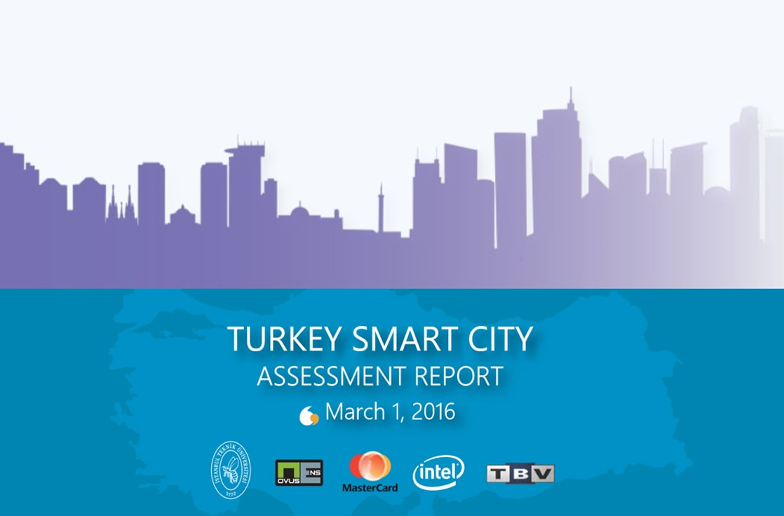 Turkey Smart City Assesment Report